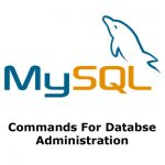 MySQL-DB-Commands-Admins