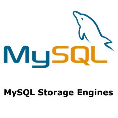 MySQL-Engines