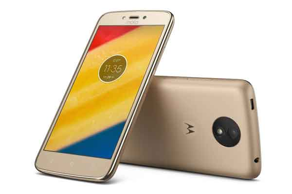 Moto C Plus Features, Price and Specifications